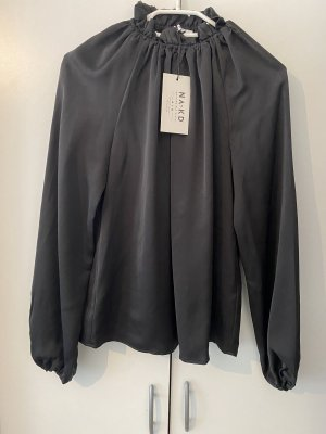 Nakd Silk Blouse black