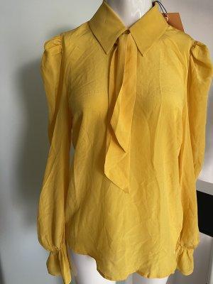 Seiden Bluse Gr 36 S von Custommade