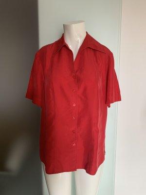 Seiden Bluse Hemd Gr 42 44 XL von Gerry Weber