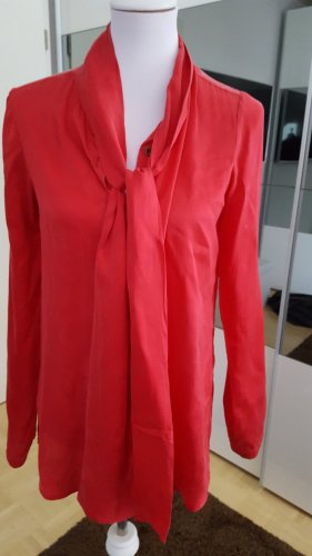 Blaumax Blouse neonrood-donkerrood