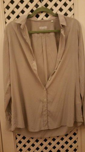 Robert Friedmann Silk Blouse grey brown