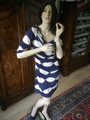 Diane von Fürstenberg Abito jersey multicolore Seta