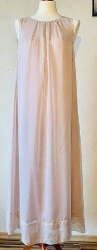Seiden Kleid 3/4 Länge