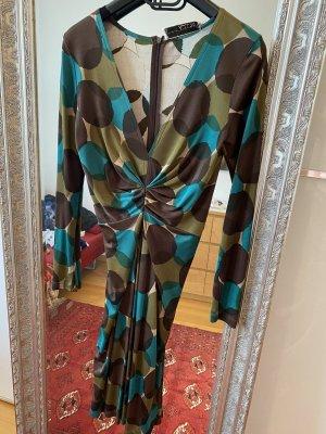 Seiden-Kleid Allude