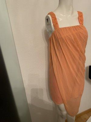 Seiden Kleid Gr 36 38 M von Traffic Peaple