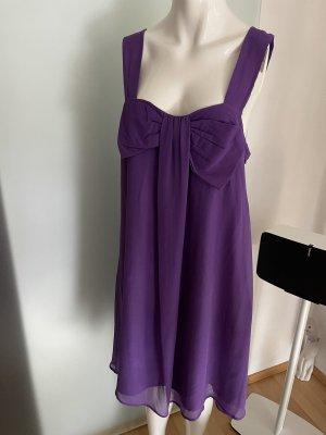 Seiden Kleid Gr 42 XL von Femme