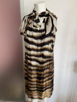 Seiden Kleid von Exaltation Patis Gr 38 40 L