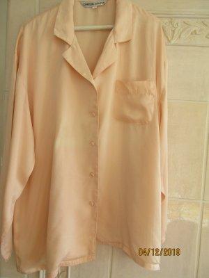 Pyjama apricot silk