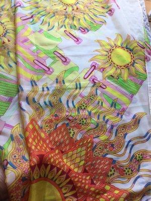 Key Largo Bufanda de seda multicolor