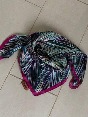 Missoni Silk Scarf multicolored