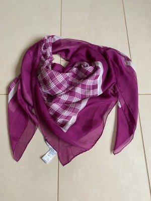 Agnona Silk Scarf multicolored
