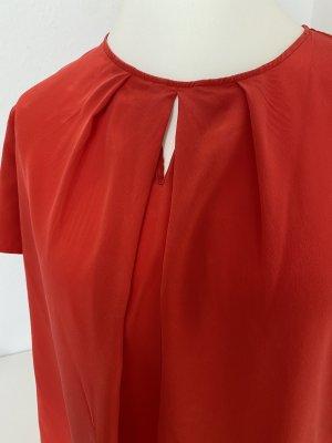Seiden-Shirt - van Laack - Größe 42