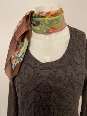 ideen in stoff Panno di seta multicolore
