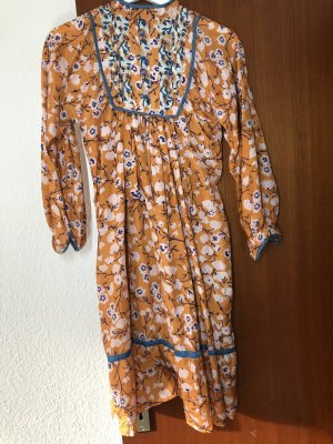 Seiden Tunika Kleid