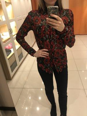 The Kooples Zijden blouse veelkleurig Zijde