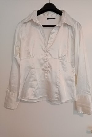 B.young Silk Blouse white
