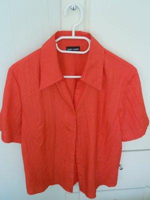 Gerry Weber Short Sleeved Blouse red