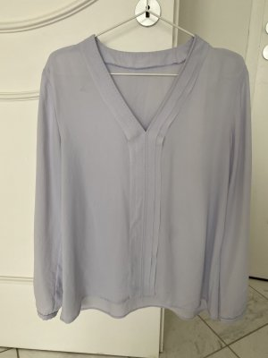 Marc Cain Silk Blouse purple