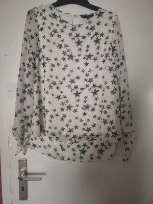 Mercer & Madison Zijden blouse veelkleurig