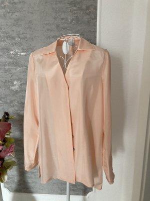 Madeleine Silk Blouse nude silk