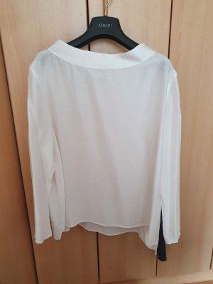 xacus Silk Blouse white