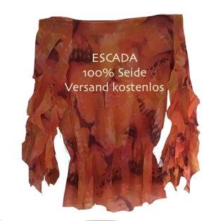 Seidenbluse von ESCADA - NEU, NIE getragen