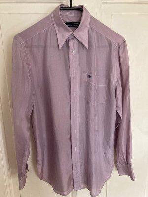 Ralph Lauren Jedwabna bluzka bladofiołkowy Jedwab