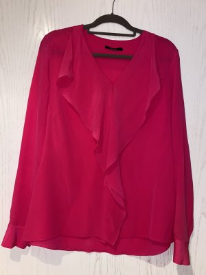 Windsor Zijden blouse roze