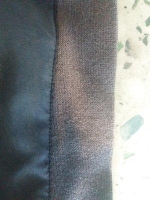 Seidene Bluson Jacke gr XL 44-46