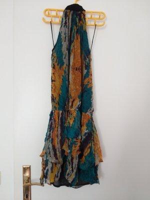 Seidenes Kleid von Zara