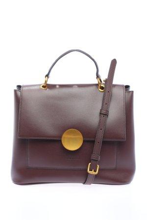 seidenfelt Handtasche