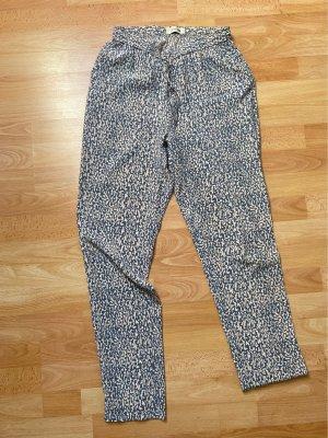 Dante 6 Jersey Pants dusky pink-slate-gray silk