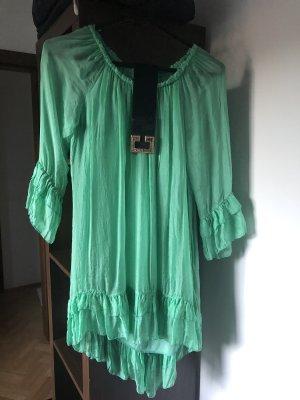 Kontatto Sukienka typu babydoll Wielokolorowy