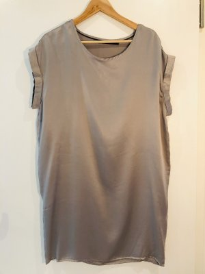 Just Female Robe t-shirt gris