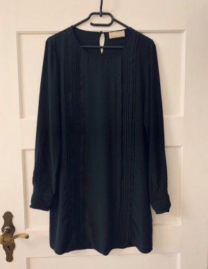81hours Robe à manches longues noir
