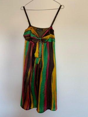 Ana Alcazar Vestido de Verano multicolor