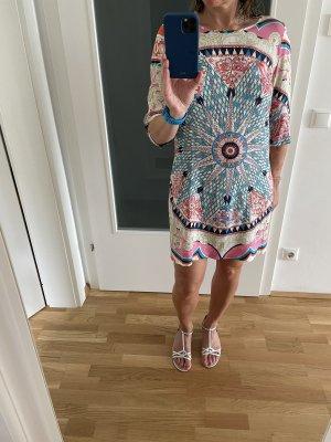 Anni Carlsson Robe d'été multicolore