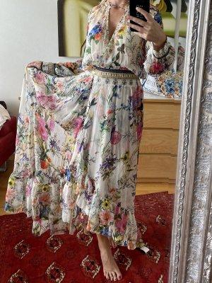 Camilla Robe longue multicolore