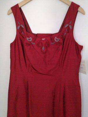Amann Suknia balowa ciemnoczerwony