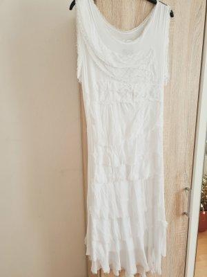 Seidenkleid italienische Mode Gr.36/38