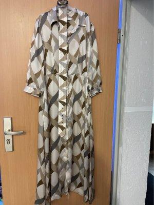 0039 Italy Robe longue multicolore