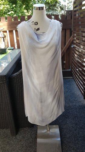 Seidenkleid Kleid Rosemarine Made in Italy Gr. 40 Farbverlauf