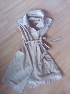 Seidenkleid Kleid Wickelkleid Midikleid