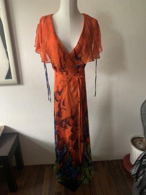 Almost Famous Robe longue multicolore