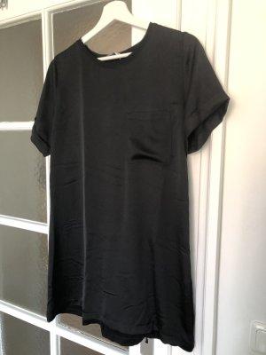 Zara Shirt Dress black