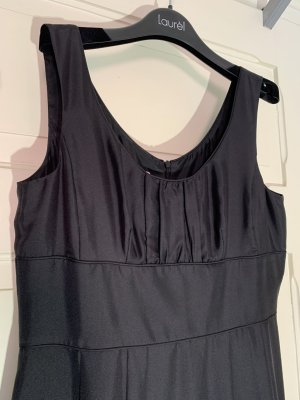 Laurèl Cocktail Dress black silk