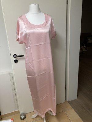 Seidennachthemd rosa