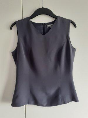 Blunauta Silk Top dark grey-anthracite