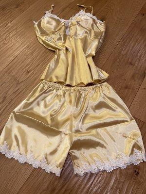 keine Ahnung Pyjama goud