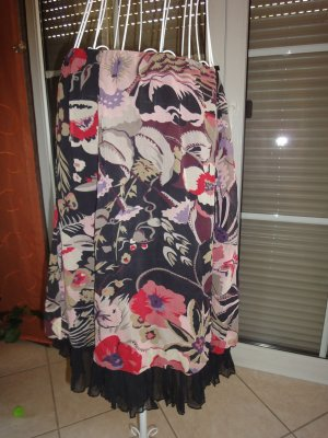 Nienhaus Woman Zijden rok veelkleurig Zijde